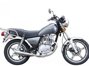 Moto Suzuki Gn 125 Gn 125f 0km Oferta Consultar Contado