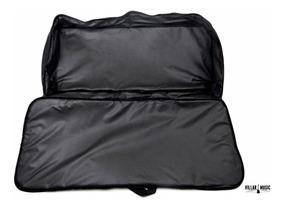 Bag Capa Teclado 5/8 Acolchoada Extra Casio Roland Yamaha