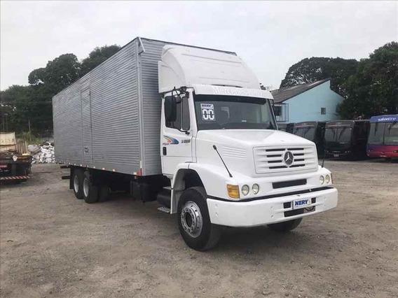 Caminhão M.benz L 1620 Bau Ano 2000
