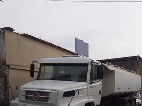 Caminhão Mercedes-benz Lk2638 6x4 - Tanque Pipa 25.000litros