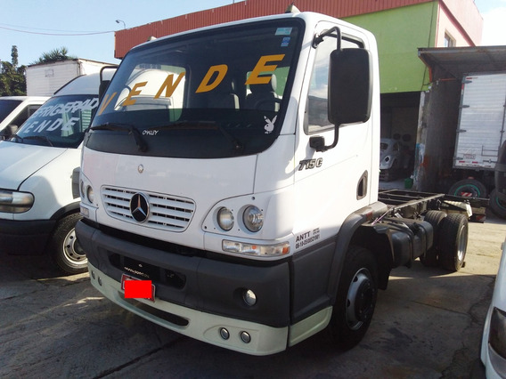 Mercedes-benz Mb 715 C 2007 No Chassi - Makema