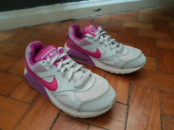 Tenis Nike Airmax Rosa Original
