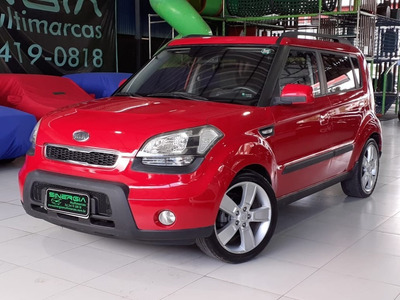 Soul 1.6 Ex 16v Gasolina 4p Manual