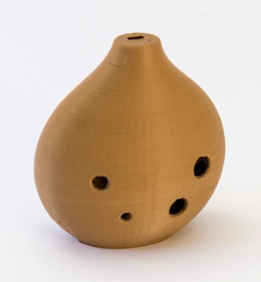 Filamento 3d Flex Wood Madeira Ao 38% #r3d