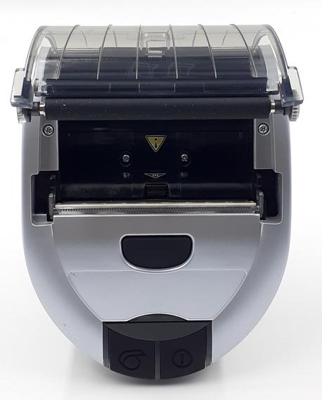 Impressora De Etiquetas Zebra Imz320 Portátil Sem Fio Wifi