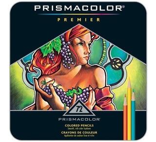 Lapices De Color Prismacolor Premier 72 Piezas