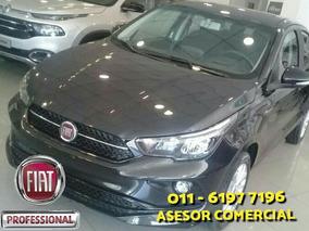 Fiat Siena O Nuevo Cronos Anticipo $40.000 O Tu Usado!!