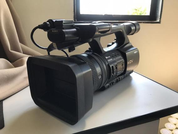 Filmadora Sony Hvr Z5 - Parc S/ Juros