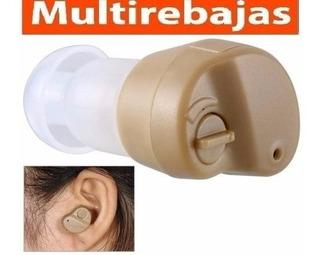 Mini Audifonos Axon Auriculares Amplificador Sordera