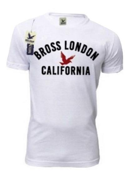 Remera Bross London Palomita California