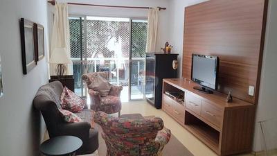 Flat Com 2 Dormitórios 1 Vaga Na Vila Nova Conceição - São Paulo/sp - Fl0003
