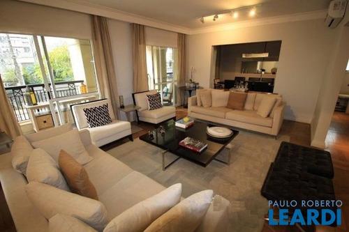 Imagem 1 de 11 de Apartamento - Paraíso  - Sp - 603988
