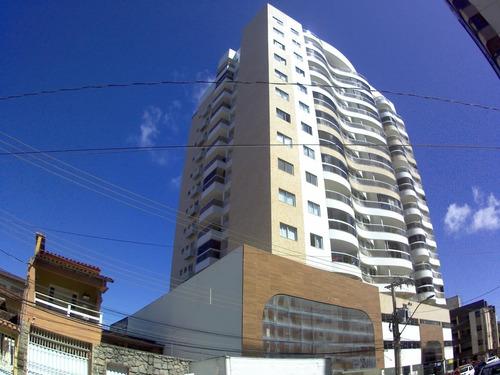 Apartamento Em Muquiçaba, Guarapari/es De 52m² 1 Quartos À Venda Por R$ 280.000,00 - Ap940424