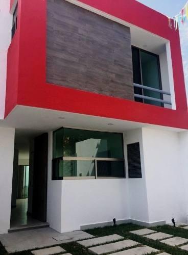 B3347.-¡seguridad 24 Hrs! Magnifica Casa En Lomas Tetela