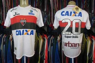 Atlético Goianiense 2013 Camisa Reserva Tamanho G Número 20.