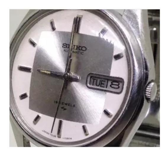 Relógio De Pulso Seiko Masculino Automático U01554 Webclock