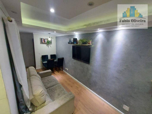 Imagem 1 de 20 de Cobertura Tipo Sem Condomínio  Com 2 Dormitórios À Venda, 40 M² Por R$ 275.500 - Vila Vitória - Santo André/sp - Co0189