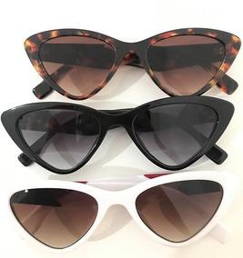 597e0c592 Oculos De Sol Prada Gatinho Nude Marron Ns 21 Cod 07 - Óculos De ...