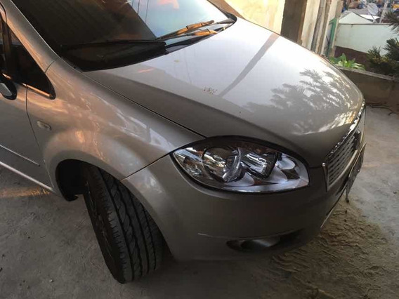 Fiat Linea 1.8 16v Essence Flex Dualogic 4p 2012