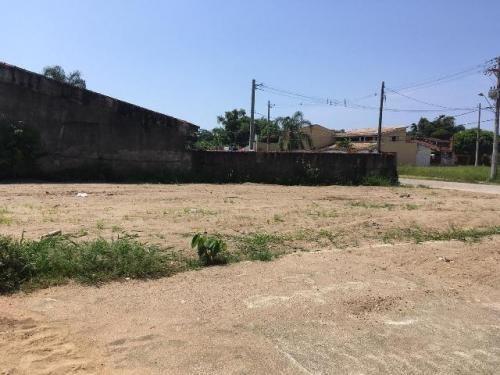 Terreno No Bairro Luizamar Mirim, Itanhaém, Ref. 5036 M H