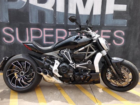Ducati Diavel Esportivas