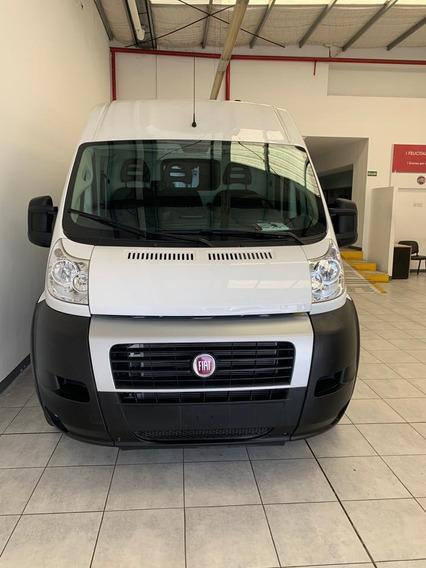 Fiat Ducato Furgón Multijet 1,5 Tn 2.3. 2019 Blanco Diesel