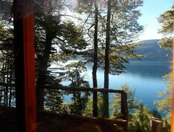 Cabaña, Alquiler, Villa Pehuenia, Lago Moquehue Costa Lago
