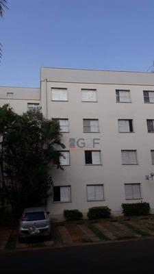 Apartamento Com 2 Dormitórios À Venda, 55 M² Por R$ 190.000 - Jardim Miranda - Campinas/sp - Ap8064