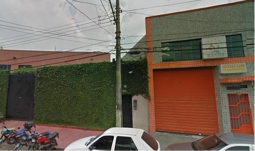 Imagem 1 de 3 de Excelente Área Com Galpão - Te0028