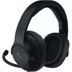 Fone Headset Logitech Advanced G433 Microfon Removível/surro