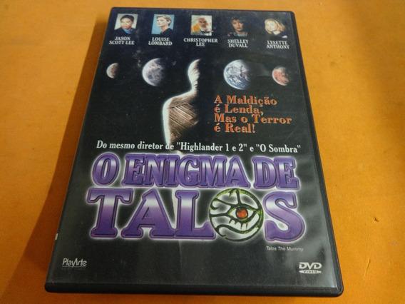 Dvd O Enigma De Talos Original Filme