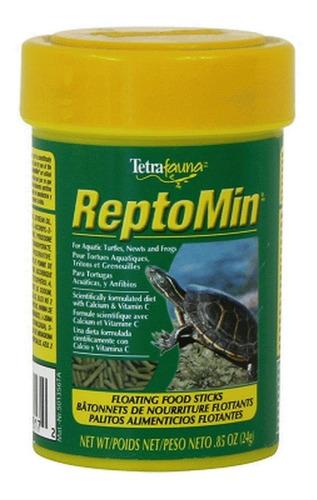 Alimento Para Tortugas Reptomin Tetra 24 Gr