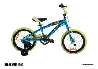 Bicicleta Huffy Vm 1600 16tt Azul
