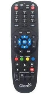 Controle Para Receptores Claro Tv Hd