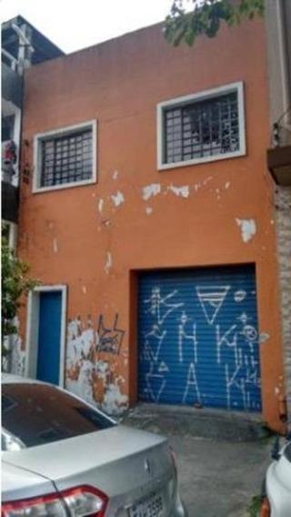 Galpão À Venda, 103 M² Por R$ 500.000,00 - Cambuci - São Paulo/sp - Ga0195