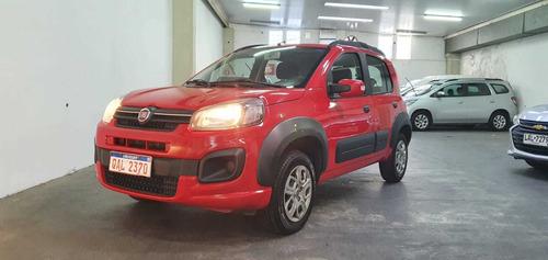 Fiat Uno Way L - Año 2018 - Muy Buen Estado - Usd 9500