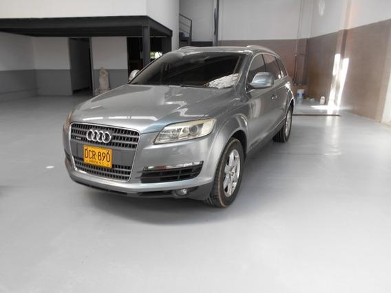 Audi Q7 7 Puestos 4.2