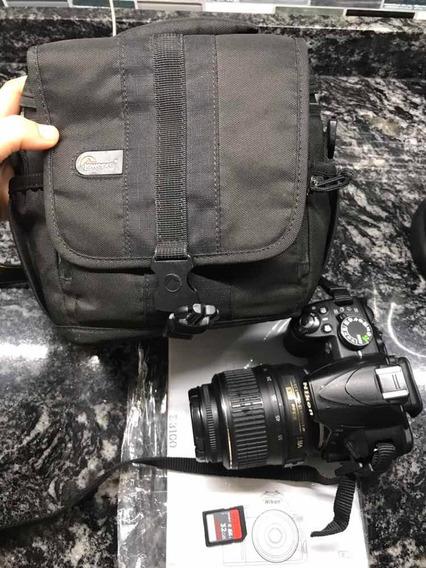Cámara Nikon Af- S Dx 18- 55 / 3.5-5.6g Vr. O F E R T A !