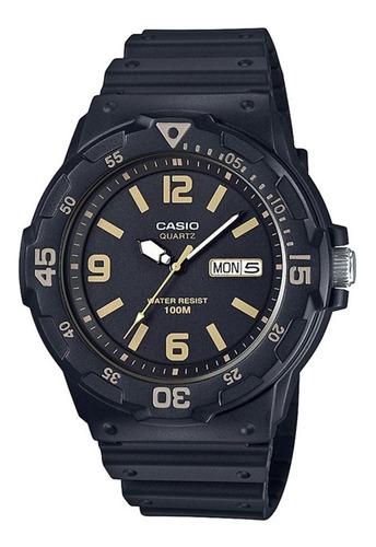 Reloj Hombre Casio Mrw-200h-1b3v Analogo Retro / Lhua Store