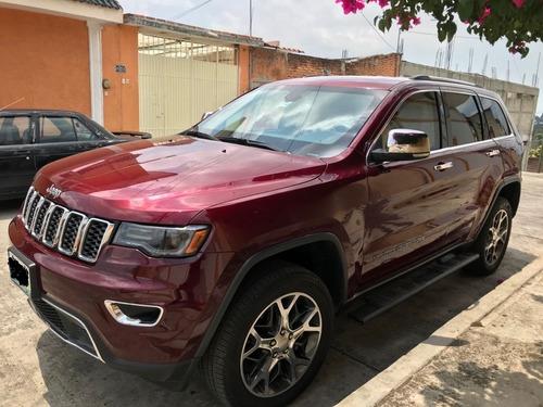 Imagen 1 de 8 de Jeep Grand Cherokee Limited Adv 4x4 V8 2019 Blindaje Nivel 5