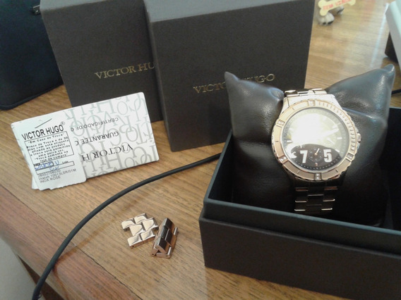 Relógio Belíssimo Victor Hugo Original