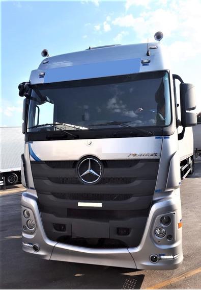 Mercedes Mb Actros 2546 Ls 2017 / 2018