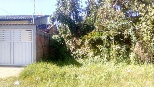 Terreno Em Ótimo Local No Gaivota - Itanhaém 4575  Npc