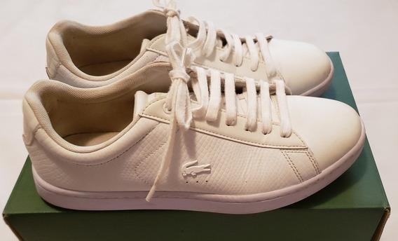 Zapatillas Lacoste Soñadas! Impecables!