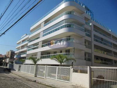Apartamento Residencial Para Venda, Bairro Marlin, Cabo Frio-rj. - Ap0526
