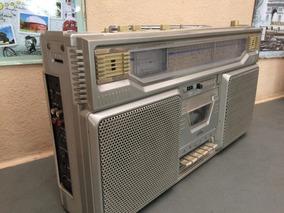 Rádio Gravador K7 Polyvox Rg 800