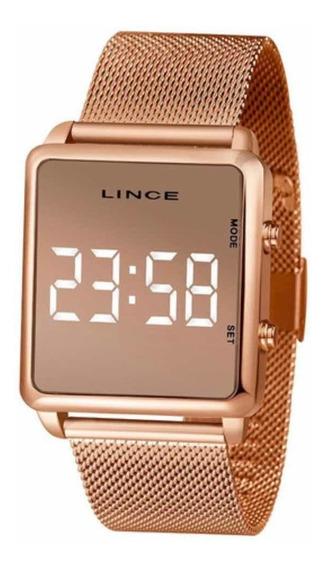 Relógio Lince Rose Original