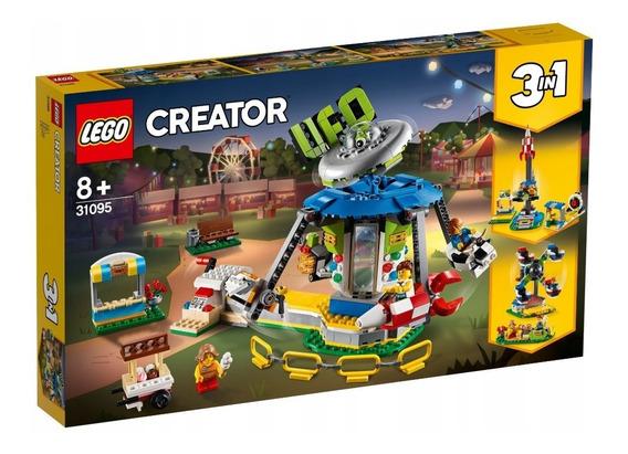 Lego 31095 Creator 3-in-1 Set - Fairground Carousel
