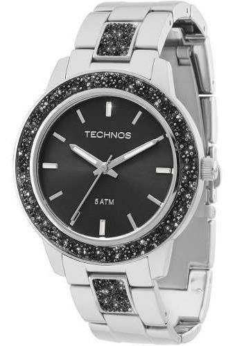 Relógio Technos Feminino Crystal Analógico 2035mfe/1p