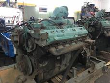 Motor Detroit V12 Diesel